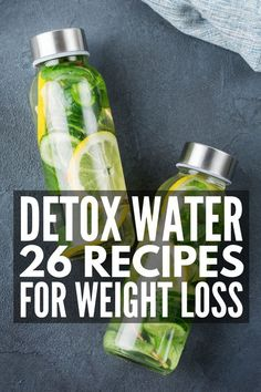 Fat Burning Detox Drinks for a Flat Belly While losing 10 pounds in a week isnt realistic these detox water recipes help with digestion bloating and weight loss and help. Weight Loss Meals, Weight Loss Drinks, Dr Oz Weight Loss, Weight Loss Smoothies, Smoothie Detox, Cleanse Detox, Lemon Smoothie, Detox Week, Lose 10 Pounds In A Week