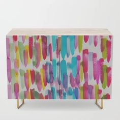 Buy 4 | 191128 | Abstract Watercolor Pattern Painting Credenza by valourine.  | #watercolor #watercolour #abstractart #canvasart |backgrounds patterns watercolor |watercolor caligraphy |watercolor instructions |watercolor abstracts |mountain watercolor |diy abstract |artwork |abstract artists |abstract canvas |contradiction |abstract geometric |curators |monoprint |prins |arts| Abstract Canvas, Abstract Watercolor, Watercolour, Canvas Art, Pattern Painting, Watercolor Pattern, Caligraphy, Background Patterns, Credenza