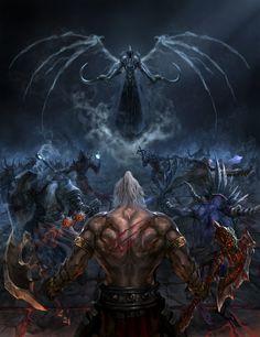 Diablo lll (By SearchFinder) by SearchFinder.deviantart.com on @DeviantArt