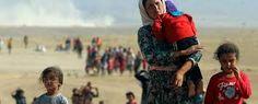 LIBERADOS CINCUENTA CRISTIANOS DE QARYATAYN REHENES DE LOS YIHADISTAS  http://www.fides.org/es/news/40183-ASIA_SIRIA_Liberados_cincuenta_cristianos_de_Qaryatayn_rehenes_de_los_yihadistas#.ViEHWH4vcdU
