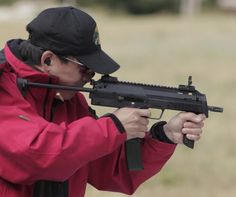 Heckler & Koch MP7: Not your father's sub-machine gun