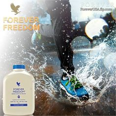 Forever Freedom® provides the usually recommended amounts of Glucosamine Sulfate (1500mg), Chondroitin Sulfate (1200mg), plus 750mg of MSM per 4 oz serving. When combined, Glucosamine Sulfate, Chondroitin Sulfate, and MSM provide the first line of support for healthy joint function. As with other FLP products, these nutrients are sourced naturally. Make Forever Freedom a practical and nutritious way to start your day! Contains shellfish (shrimp, crab, lobster.)