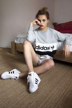 #PleezMEe adore les nouveaux Adidas Superstar!  Soyez originales et confortables! #j'adore #Adidas #urbanstyle #PleezMEe