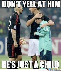 25 hilarious soccer memes.