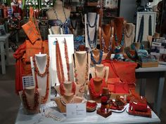 Color, trend and stylish fashion accessories