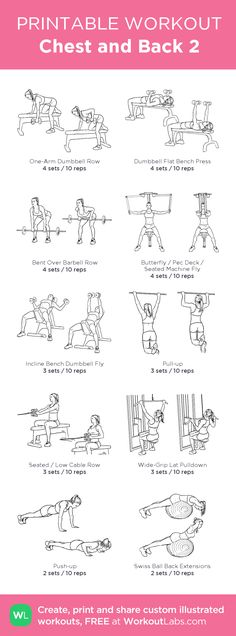 Lasting Training dot Com – Workout Plan, Build Muscle Advice, Life Motivation Chest And Arm Workout, Chest Workout Women, Back And Shoulder Workout, Back Workout Women, Chest Workouts For Women, Upper Body Workout Gym, Womens Chest Exercises, Arm Workout At Gym, Arms And Back Workout At Home