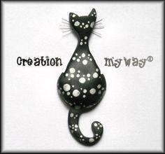 Tuto perle creuse troutroutée en Fimo - Création my way