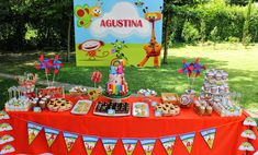 Violeta Glace 's Birthday / Baby TV - Photo Gallery at Catch My Party 1 Year Baby, 1st Year, Baby Birthday, Birthday Party Themes, Baby First Tv, Candy Table, Baby Party, Holidays And Events, Birthdays