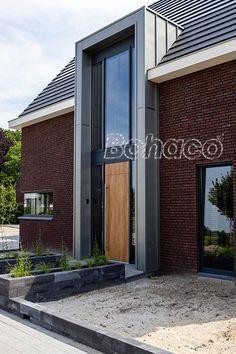Front Entrances, Exterior Design, Garage Doors, New Homes, Outdoor Decor, Home Decor, House, Homemade Home Decor, New Home Essentials