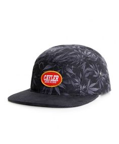Cayler   Sons Blunted 5 panel Cap Snapback Caps e26cb111d4be