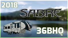 2018 Forest River Sabre 36BHQ Fifth Wheel RV For Sale All Seasons RV Supercenter Buy this 2018 Sabre 36BHQ now at http://ift.tt/2rShXlU or call All Seasons RV today at 231-760-8772!   Answer the calling for adventure with this 2018 Sabre 36BHQ fifth wheel from All Seasons RV in Muskegon MI!   This 41 7-long fifth wheel features a true-sheen high-gloss exterior with an eye-catching graphics package. The high-gloss gelcoat front cap has LED lighting.   This unit has four electric slide outs…