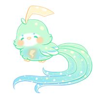 Commission: Gumnimal ( for Mimiero by Sarilain Cute Fantasy Creatures, Mythical Creatures Art, Cute Creatures, Arte Do Kawaii, Kawaii Art, Cute Animal Drawings Kawaii, Cute Drawings, Cute Characters, Cute Anime Character