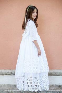 c9b1e1a8cf Pequeña Fashionista  Especial Primera Comunión  En busca del vestido pe.