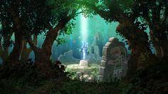 The Legend of Zelda: A Link Between Worlds official HD wallpaper | #Zelda #ALBW #3DS #Nintendo