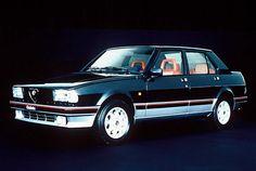 Alfa Romeo Giulietta, 1983