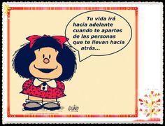 Mafalda,mi amiga desde la adolescencia.Me ha ayudado mucho,recomiendo que os  hagais amigos suyos.