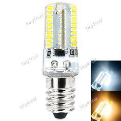YWXLight Dimmable E14 110V 220V 3W 250LM 80-LED SMD 3014 LED Corn Bulb Warm White Natural White HLT-515858