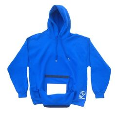 Image of Blue DOPEST HOODIE EVER MADE