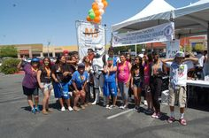 Piute students walk to support MS