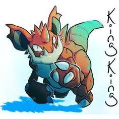Pokemon Pokefusion KingKing by Phantos  CLICK TO VOTE!