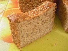Receita de Pão semi-integral com inhame e grãos - Tudo Gostoso