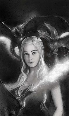 Mother of Dragons by Paul Shipper