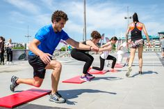 Urban Fitness by Jasmina Aleksandrov @ južni plato Kombank Arene 9. maj 2015.   Photo: Aleksandar Dmitrović