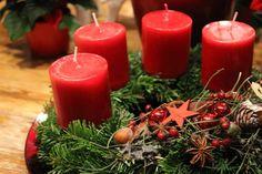Wir wünschen Euch einen wunderschönen 1. Advent!