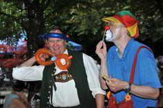 Lebenslust, Feierlaune und jede Menge Spaß für Groß und Klein beim Buchenhainer Waldfest im #Biergarten in #München Süd #Events #Veranstaltungen
