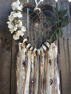 Vine Heart Dreamcatcher