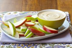 Mix together cream cheese, brown sugar and vanilla in this creamy Caramel Apple Fruit Dip. Pair this scrumptious dip with pretzels, cookies and much more!