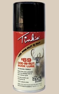 #69 Doe-in-Rut® Buck Bomb W5920 (21053-9)