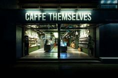 Cafe themselves....