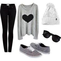Outfit para invierno