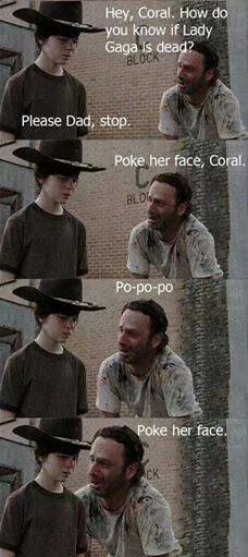 So fuckin down lmfao { Walking Dead }
