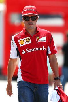 Fernando Alonso - Spanish F1 Grand Prix: Previews