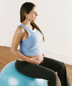LOVE the birth ball.  Perfect tool for late pregnancy and early labor.