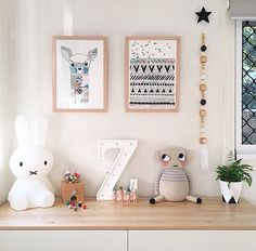 Kids' Decoration Trends: Ornamental Light up Letters