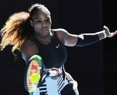 Blog Esportivo do Suíço:  Serena bate croata e pega irmã na briga pelo 7º título na Austrália
