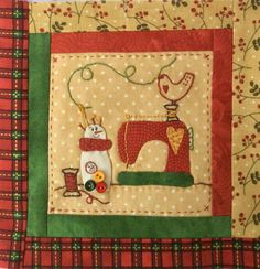 Made by Sandra Edmunds Gregoire Christmas Blocks, Christmas Sewing, Christmas Quilting, Quilt Block Patterns, Quilt Blocks, Quilting Projects, Quilting Designs, Quilting Ideas, Snowman Quilt