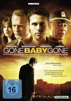 Gone Baby Gone - Kein Kinderspiel  2007 USA      Jetzt bei Amazon Kaufen Jetzt als Blu-ray oder DVD bei Amazon.de bestellen  IMDB Rating 7,8 (112.737)  Darsteller: Casey Affleck, Michelle Monaghan, Morgan Freeman, Ed Harris, John Ashton,  Genre: Crime, Drama, Mystery,  FSK: 16