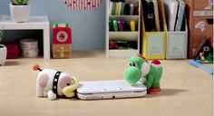 Announced during todays Nintendo Direct Yoshis Wooly World is coming to the 3DS…