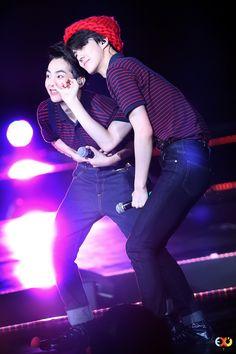 150719 EXO CONCERT EXO PLANET #2 - The EXO'luXion in Beijing D2