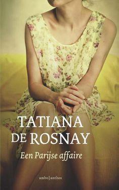 """Een Parijse affaire"" van Tatiana de Rosnay"