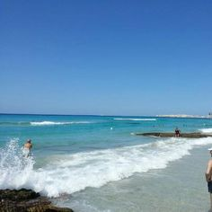 Metti una giornata al mare a Gallipoli...