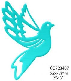 Couture Creations - Die - Dove of Peace $8.99