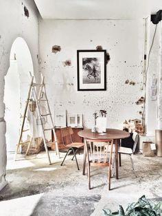 Je craque une fois de plus sur les photos de Paulina Arklin ,   qui cette fois nous fais découvrir un superbe concept store.  Il s'agit de...