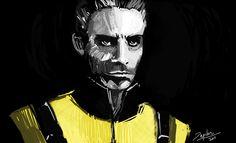 ERIC aka Magneto by Jupiterjam.deviantart.com on @DeviantArt