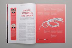 Wolters Kluwer Annual Report 2012 by OK200 , via Behance