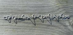 Items similar to Dainty Sterling Silver Heart Bracelet // Delicate on Etsy Jewelry For Her, Jewelry Gifts, Jewelry Accessories, Handmade Jewelry, Handbag Accessories, Jewellery, Handmade Gifts, Sterling Silver Bracelets, Silver Jewelry